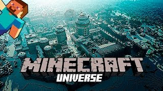 UNIVERSE MINECRAFT: The most Wonderful and Unusual Buildings Minecraft