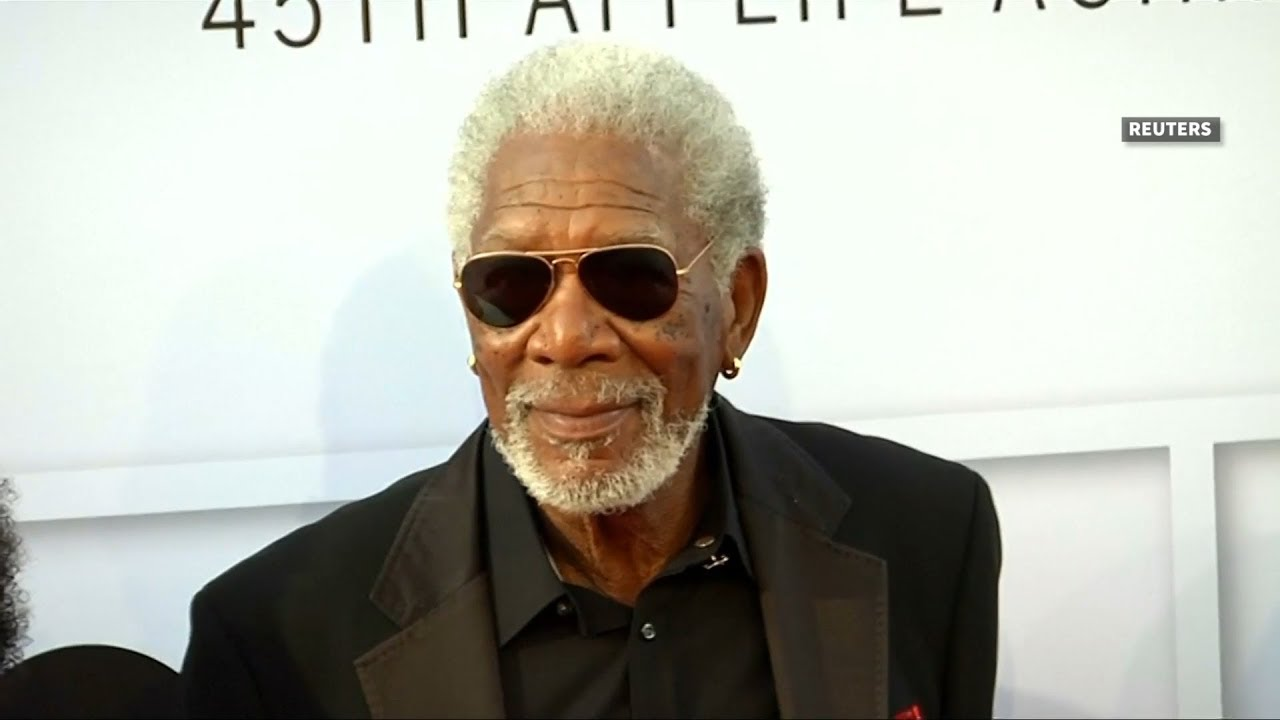 Actor Morgan Freeman accused of harassment, reports CNN