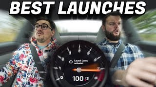 Best LAUNCH CONTROL Reactions 2019 - The Straight Pipes