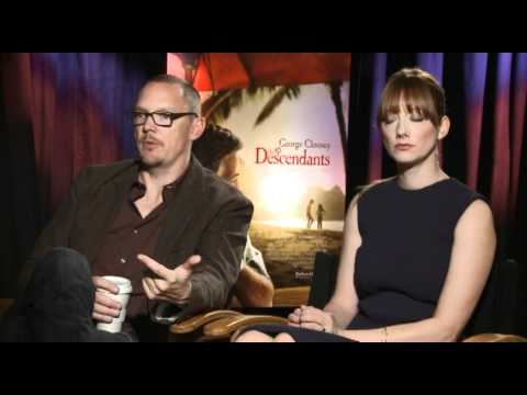 Exclusive video interview Judy Greer and Matthew Lillard:
