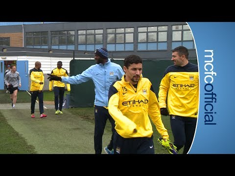 INSIDE CITY 107 Yaya Toure can't stop scoring free kicks!