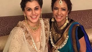Actress Tapsee's Wedding Factory Started