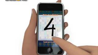 Platinum Sudoku - iPhone/iPod touch trailer by Gameloft