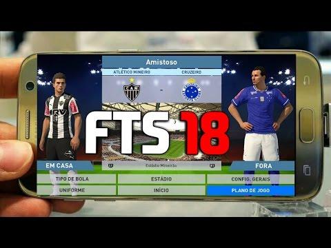 FTS 18 MOD - 100%ATUALIZADO,NOVAS FACES & GRAMADO HD + DOWNLOAD thumbnail