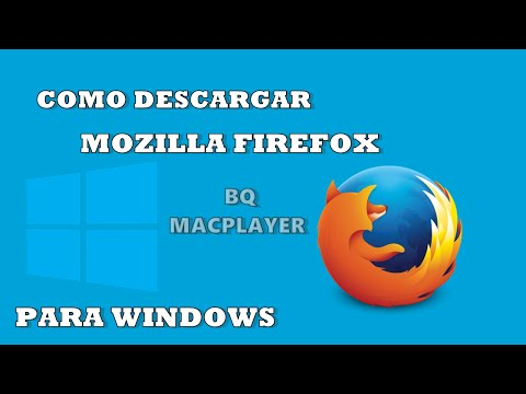 Como Descargar Mozilla Firefox Para Windows 7 8/8.1 y 10