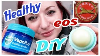 Eos Healthy DiY - Wick Vapo Rub + Tigerbalm (How to Make)
