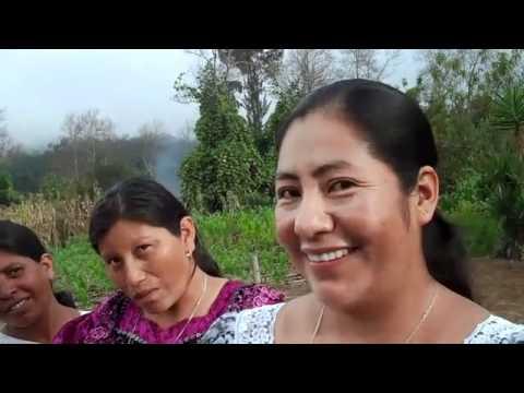 Marta Santos Carrillo - Entrevista sobre mujeres en Guatemala