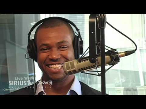 Old Spice Guy Isaiah Mustafa On Why Men Cheat On SiriusXM Cosmo Radio
