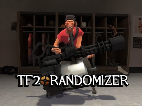 Shooting Blind (Team Fortress 2 Randomizer)