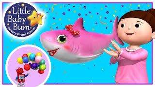 Baby Shark Dance | Little Baby Boogie | LBB | Nursery Rhymes For Babies