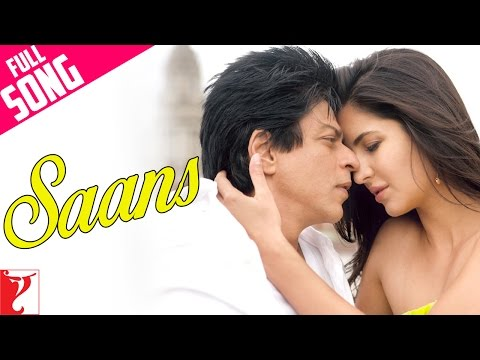 Saans - Full Song - Jab Tak Hai Jaan - Shahrukh Khan | Katrina Kaif Music Videos