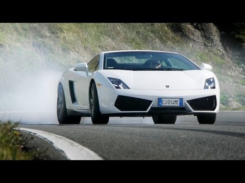 2013 Lamborghini Gallardo LP550-2: Drifting the Last Old-school Supercar – CAR and DRIVER