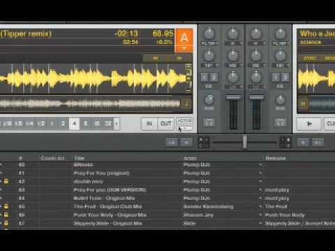 Traktor Pro Walkthrough