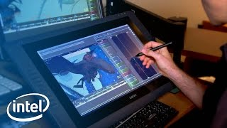 Intel® Technology Plays Key Role in How to Train Your Dragon 2 | Intel