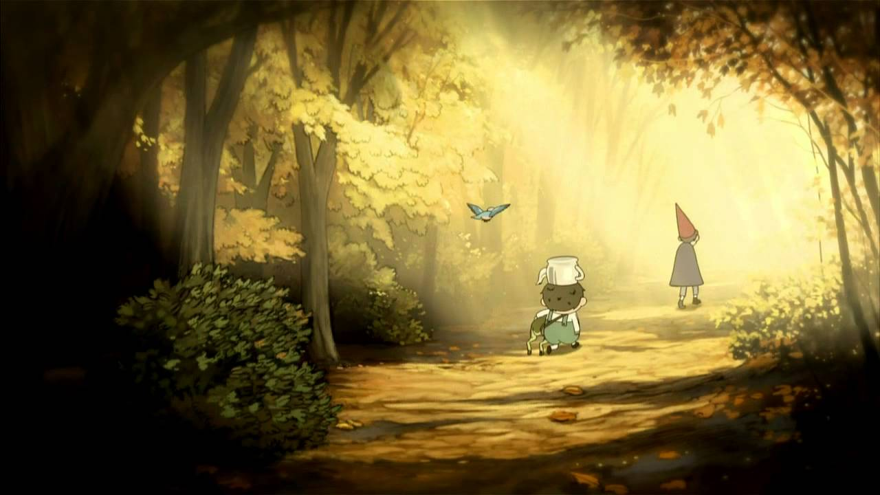 Over the garden wall story promo 720p hd youtube for Over the garden wall watch online