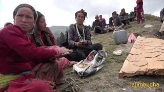 Himalayan communal kitchen    Nepal    Dolpa    Dolpo    himalayan life style    village life   