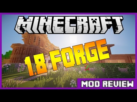 Minecraft Forge 1.8 Download Tutorial
