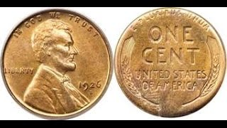 1918 Wheat Penny