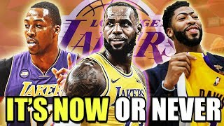 What NBA Fans Don't Understand About The Lakers Anthony Davis Trade And Dwight Howard Signing