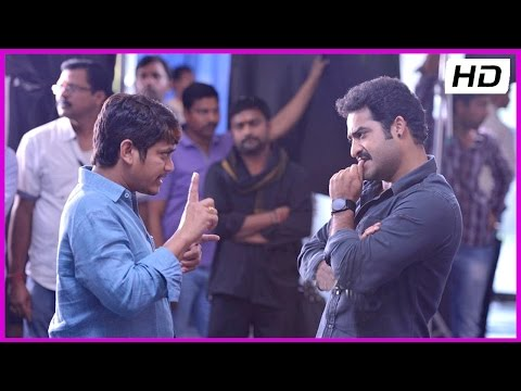 NTR  Rabhasa - Working Stills - Samantha  Pranitha Subhash(HD...