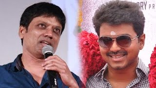 Vijay Join Work With Sj Surya