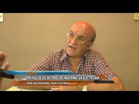 """Héctor Russo: """"el incremento en un mes se debe al aumento de la tarifa eléctrica y mayor consumo"""""""