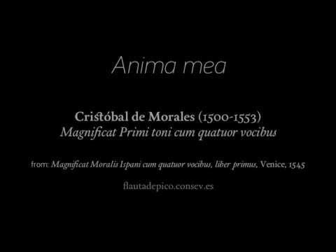 Cristóbal de Morales - Magnificat Primi Toni