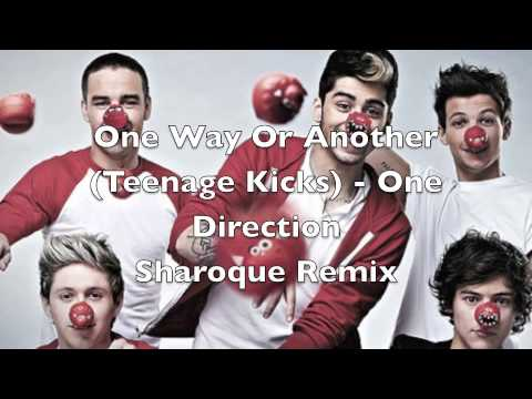 One Way Or Another Teenage Kicks - One Direction S...