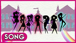 Theme Song (Intro) - MLP: Equestria Girls [Forgotten Friendship]
