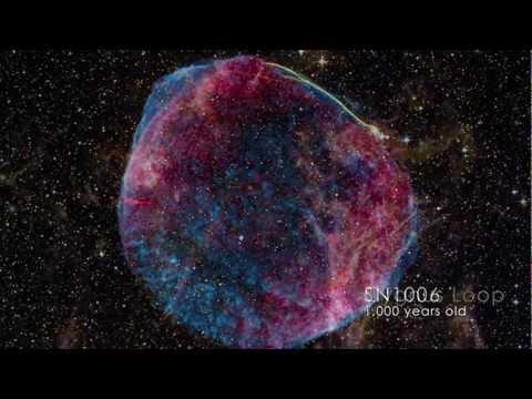 NASA Telescope Discovers the Origin of Cosmic Rays