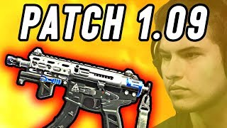 PATCH UPDATE 1.09 AND NEW EVENT - DAEMON 3XB BLACK OPS 4 BLACKOUT GAMEPLAY