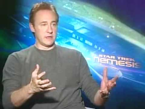 Brent Spiner Interview Promoting Star Trek Nemesis
