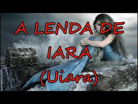 A Lenda da Sereia IARA (Uiara) A Mãe d'água -- História do Folclore Brasileiro