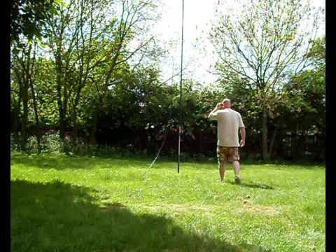 M0VST -  The 40 meter dipole
