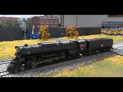 Review: BLI Milwaukee S3 #261 in HO Scale. DC/DCC Paragon 3 Sound by Broadway Limited Imports