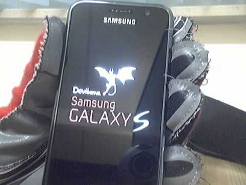 Samsung Galaxy S i9000 Android 4.1.1 Jelly Bean Helly Bean Flash Guide / Quick Review