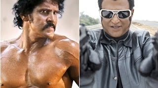 Vikram Becomes Villain to Rajini