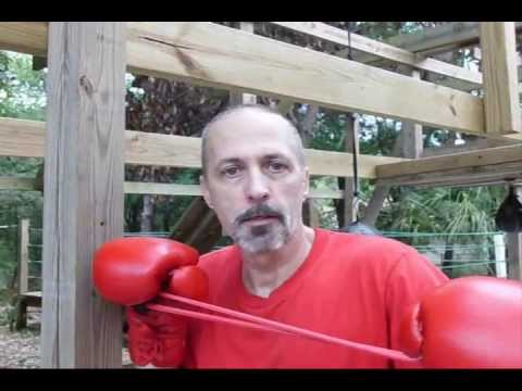 Boxing Kangaroo Workout  ~ VARIOUS DRILLS ~ Double End Bag* * * * * Image 1