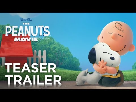 Peanuts Movie Teaser Hd Fox Family
