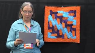 Go Tell It at the Quilt Show! interview with Nancy Goff