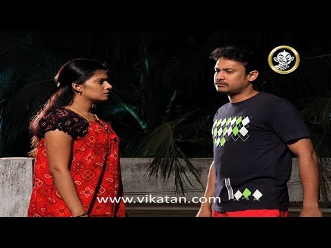 Charu Interrupts Tamil And Thulasi's Romance video