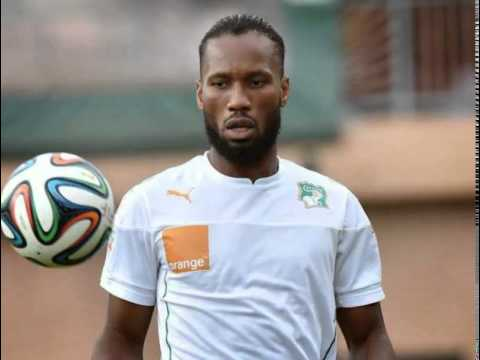 Didier Drogba Retires From International Football