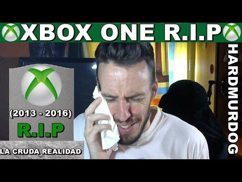 XBOX ONE R.I.P (2013 - 2016) Hardmurdog - Xbox - Microsoft