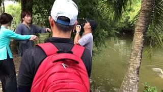 BB Trần bị té sông và cái kết - Gia đình Mén (bts)