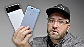 Google Pixel 2 and Pixel 2 XL Hands On!