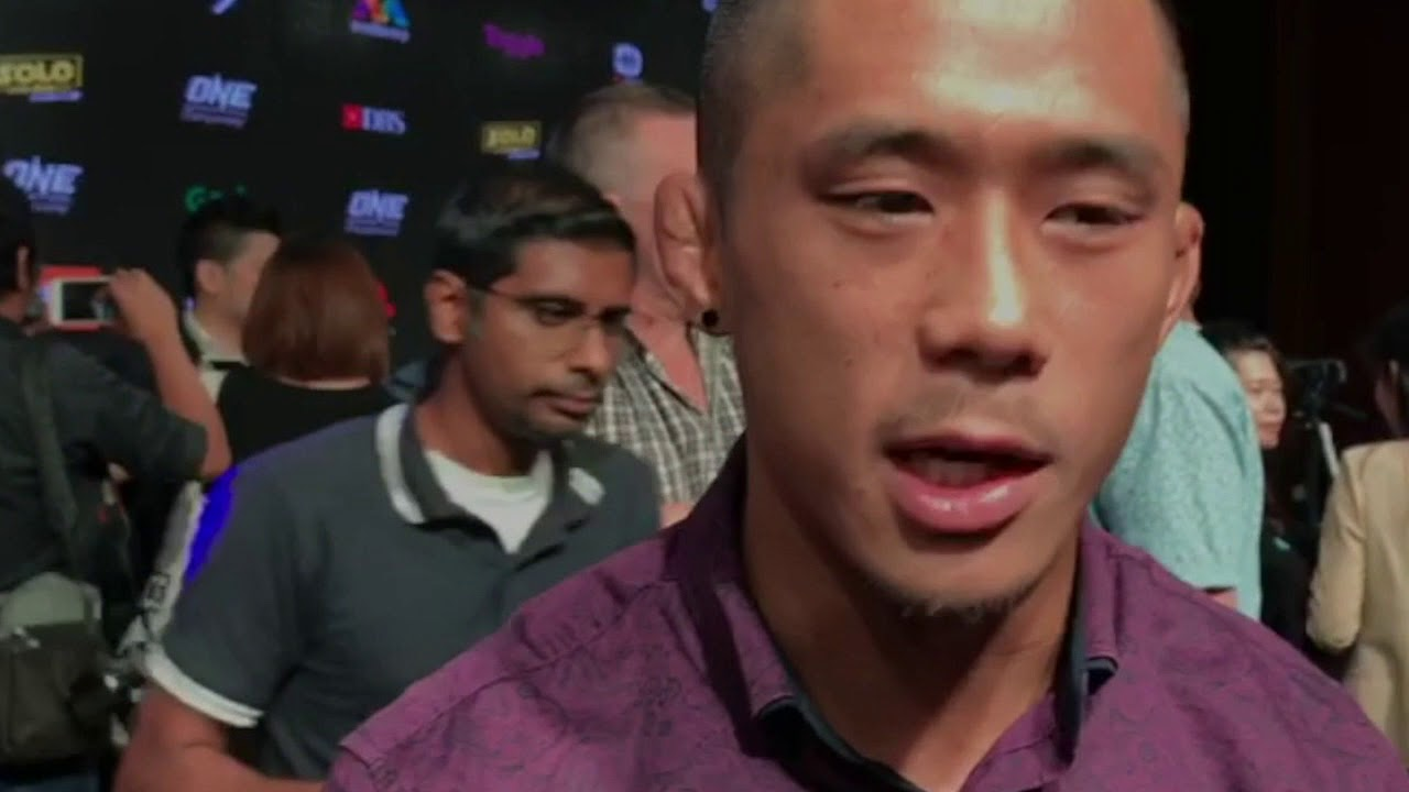 """Nguyen rooting for 'brother' Folayang: 'Eduard will come back"""""""