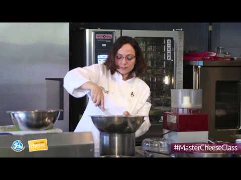 MASTER CHEESE CLASS (RECAP): gourmet salad, turkey burger, and lemon tarts with Canadian Cheese
