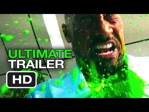 Pain &amp; Gain Ultimate Muscle Mass Trailer (2013) Movie HD