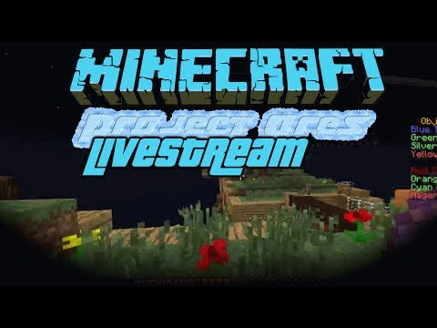 Minecraft - xWeeze Livestream: Project Ares w/ Linus :D