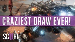CRAZIEST DRAW EVER - Polt vs Strange - Starcraft 2: Legacy of the Void